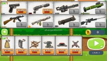 Stickman Army: Weapon Selection