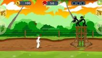Stickman Army: Gameplay Tower Defense Shooting