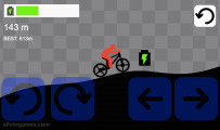 Stickman Bike Racer: Gameplay Bicycle Power