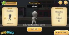Stickman Fights: Menu