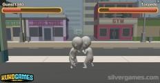 Stickman Fights: Gameplay Fighting