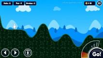 Stickman Golf: Shooting Golf Gameplay