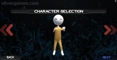 Stickman Prison Escape: Character Selection Stickman