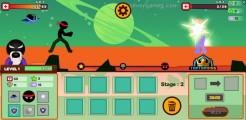 Stickman Shadow Hero: Battle Duell Gameplay