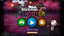 Stickman Shooter 2: Menu