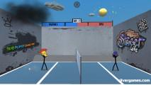 Stickman Sports Badminton: Stickman Sports