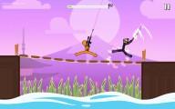 Stickman Supreme Duelist 2: Gameplay Fighter