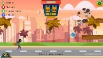 Stickman Training Hero: Gameplay Shooting Superman