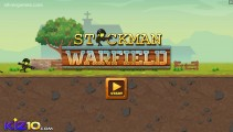 Stickman Warfield: Menu
