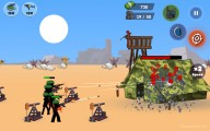 Stickman World War: Gameplay Attack Defense