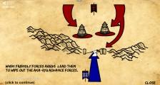 Straw Hat Samurai: Map