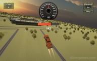 Stunt Destroyer: Distance Car Flying