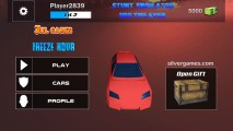 Stunt Simulator Multiplayer: Menu