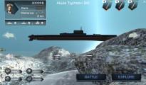 Submarine Simulator: Menu
