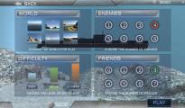 Submarine Simulator: Level Gear Selection