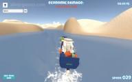 Suez Canal Training Simulator: Gameplay Ships