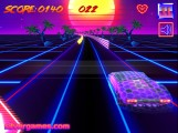 Sunset Racing: Gameplay