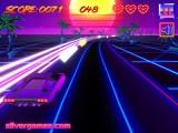 Sunset Racing: Driving