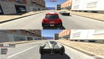 Super Cars: Multiplayer Gameplay Race