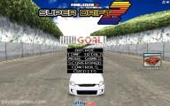 Super Drift 2: Menu
