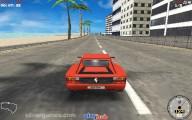Super Drift 2: Racing Red Sports Cars