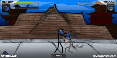 Super Fighters Rampage: Duell Fight