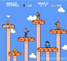 Super Mario Crossover: Gameplay