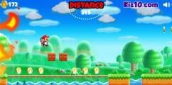 Super Mario Run: Flying Mario