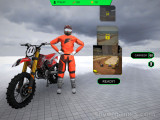 Super Mx Race: Motorbike Driver