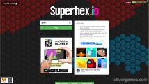 SuperHex.io: Menu