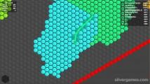 SuperHex.io: Multiplayer Area Expand