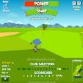 Superstar Golf: Golf Gameplay