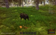 Survival Simulator: Gameplay Animal Field