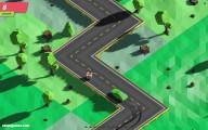 Swerve: Speeding Car