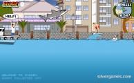 Sydney Shark: Pool