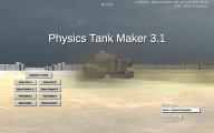 Tank Battle Simulator 3D: Menu