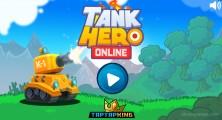 Tank Hero Online: Menu