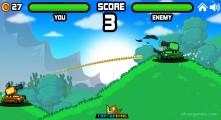 Tank Hero Online: Gameplay Tank Shooting
