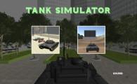 Tank Simulator: Menu