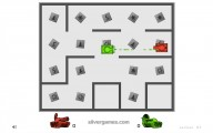 Tank Trouble: Gameplay