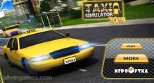 Taxi Simulator 2019: Menu