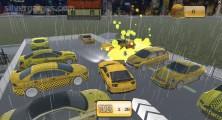 Taxi Simulator 2019: Taxi Parking Gameplay