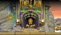 Temple Run 2: Menu