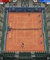 Tennis World Tour: Gameplay Tennis Duell