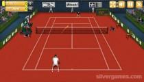 Tennis: Gameplay Tennis