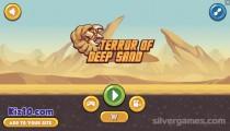 Terror Of Deep Sand: Menu