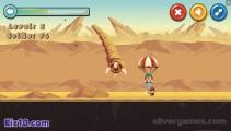 Terror Of Deep Sand: Destruction Game