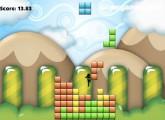 Tetris'D: Gameplay Tetris Jump