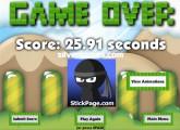 Tetris'D: Stickman Gameplay Tetris