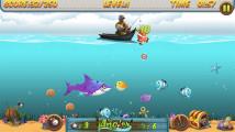 The Angler: Fishing